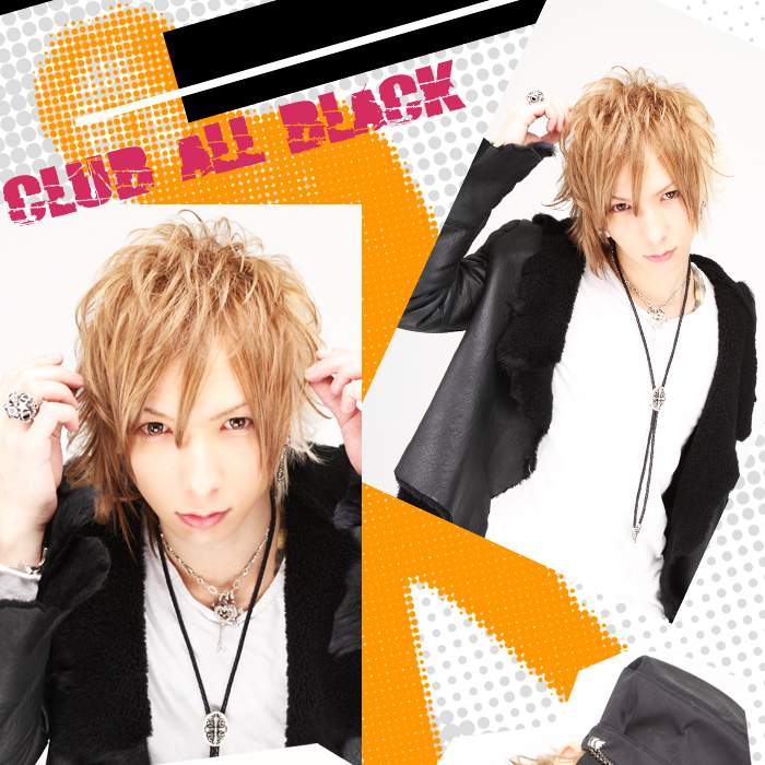 歌舞伎町のホストクラブ、AIR-GROUP ALL BLACKのホスト、桐生 レイラ支配人グラビア!!